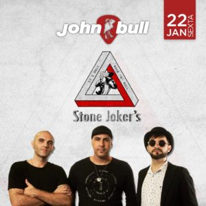 INGRESSO STONE JOKER´S | 22 JAN | SEX